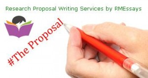 Proposal writing services