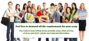 Custom essay writing service ukash