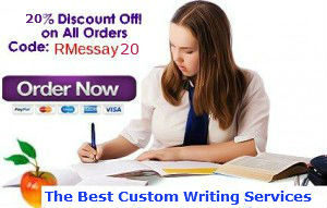 Research Proposal - Custom Writing Service