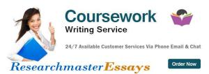 coursework assistance